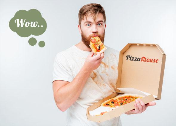 Dé pizza zaak van Nederland